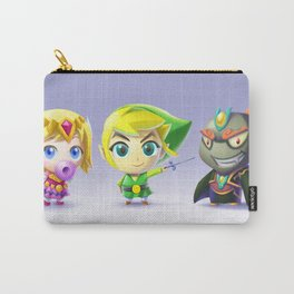 Chibi Zelda Carry-All Pouch