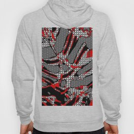 Abstract Pattern Mix 4A Hoody