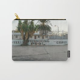 Copper Motel Swimming Pool Carry-All Pouch