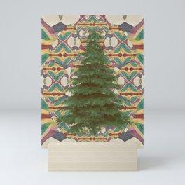 Oh Christmas Tree Mini Art Print