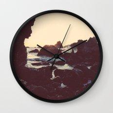 The Sun & The Sea II Wall Clock