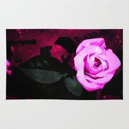 Mystic rose  Rug