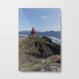 Cabo Home lighthouse Metal Print