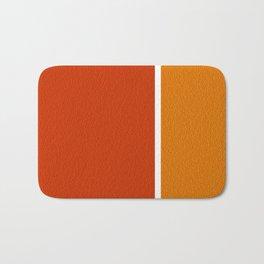 Minimalist wall Bath Mat