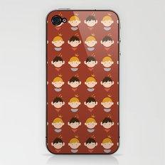 Merlin and Arthur iPhone & iPod Skin