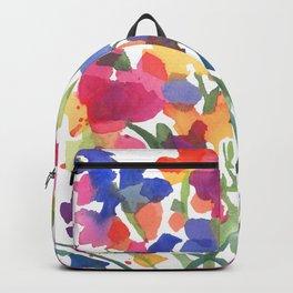 Flower Sprinkles Backpack
