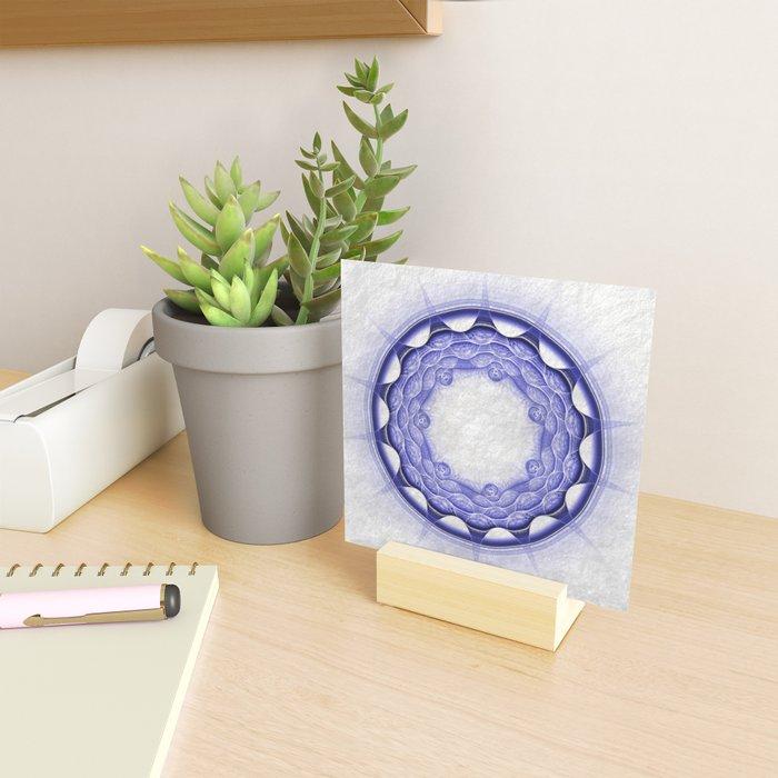 mandalas for pillows and more -201- Mini Art Print