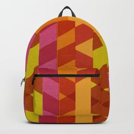 Ballet III: Orange Crush Backpack