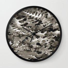 Cineraria Wall Clock