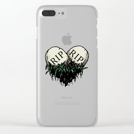 Playin' Clear iPhone Case
