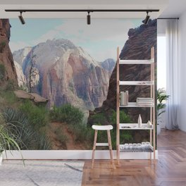 Angel's Landing Wall Mural