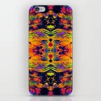 boho iPhone & iPod Skins featuring boho by Iris Lehnhardt