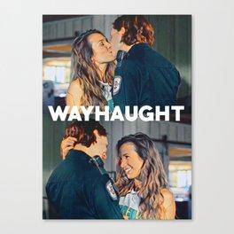 Wayhaught Canvas Print