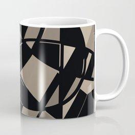 3D Abstract Futuristic Background Coffee Mug