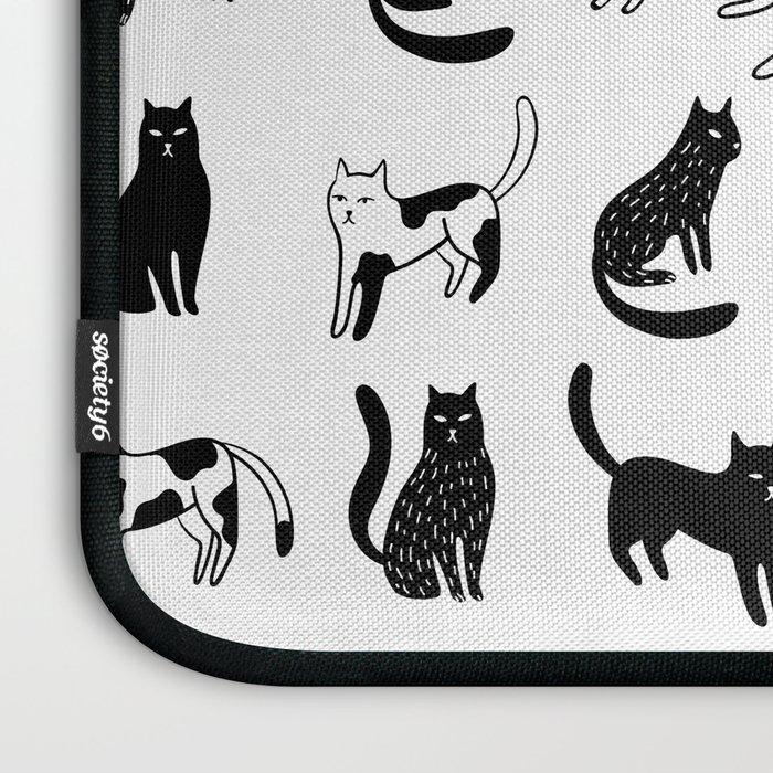 Cats print Laptop Sleeve