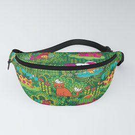 Lords of the Jungle Fanny Pack