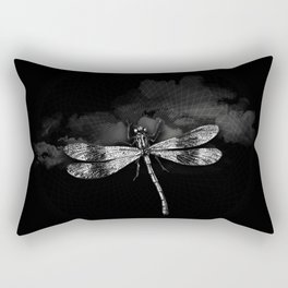 DRAGONFLY II Rectangular Pillow