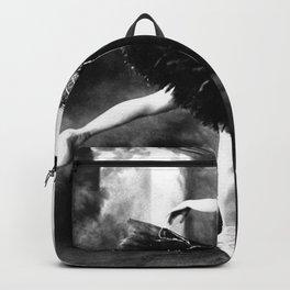 Russian dancer Anna Pavlova Backpack