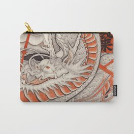 Japanese tattoo Typhoon dragon Carry-All Pouch