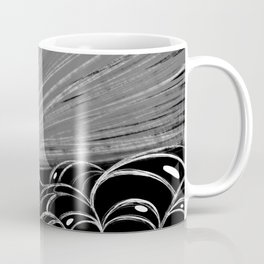 Cat bat ghost signal during the night Coffee Mug