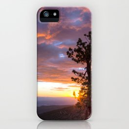 Grand Canyon, Parashant International Night Sky Province iPhone Case