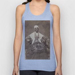 Sojourner Truth Vintage Photo, 1863 Unisex Tank Top