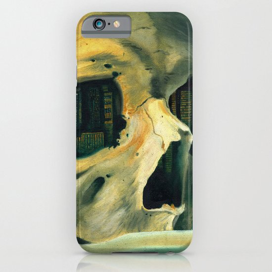 Civilizations Oil Painting iPhone & iPod Case