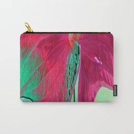 ABSTRACT FLORAL LANDSCAPE  Carry-All Pouch