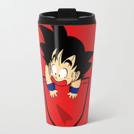 Pocket Saiyan Travel Mug