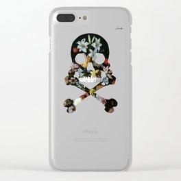 Vanity one Jacob's 1968 Paris Clear iPhone Case