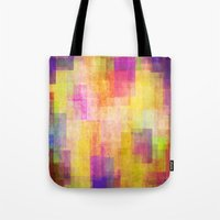 carnival Tote Bags featuring Carnival by SensualPatterns