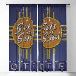 Sun 'N Sand Blackout Curtain