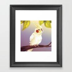 Hino Framed Art Print