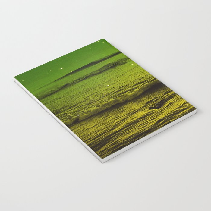Lost Surfer Star Series Notebook