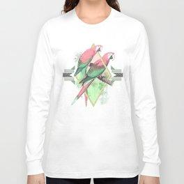 PARROT GARDEN Long Sleeve T-shirt