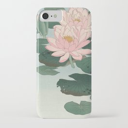 Lotus Lilies  iPhone Case