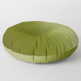 Green Fields II Floor Pillow