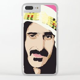 ZAPPA! Clear iPhone Case
