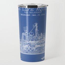 The Belafonte Blueprint Travel Mug