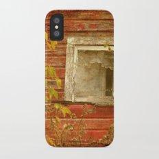 Window to the Past iPhone X Slim Case