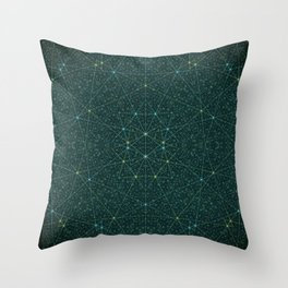 The Internet Throw Pillow