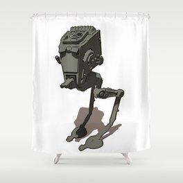 @-ST Shower Curtain