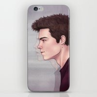 stiles iPhone & iPod Skins featuring Stiles by ribkaDory