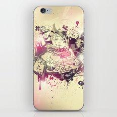 Stoned iPhone Skin