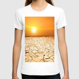 Land Lines XXI T-shirt