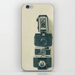 Camera Love iPhone Skin