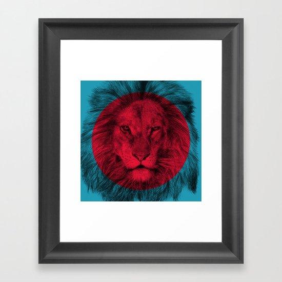 Wild 5 - by Eric Fan and Garima Dhawan Framed Art Print