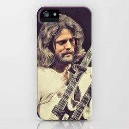 Don Felder, Music Legend iPhone Case