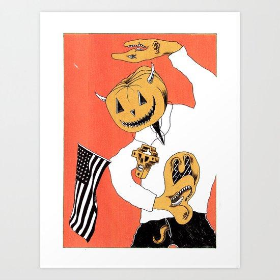 """""""American Idol"""" Art Print"""