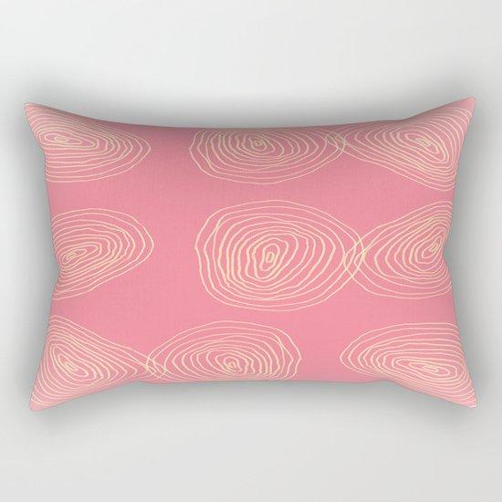 hot tracks Rectangular Pillow